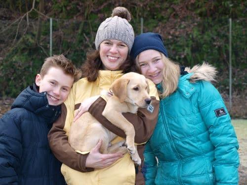 Hunde für die Familie