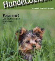 Hunde-Logisch Ausgabe 2 / 2011 – Leitthema: Folge mir!
