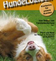 Hunde-Logisch Ausgabe 2 / 2012 – Leitthema: Vom Welpen zum Familienbegleithund; Pferd und Hund