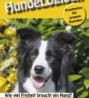 Hunde-Logisch Ausgabe 1 / 2013 – Leitthema: Wie viel Freiheit braucht ein Hund?