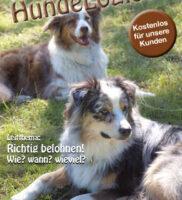 Hunde-Logisch Ausgabe 3 / 2014 – Leitthema: Richtig belohnen