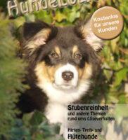Hunde-Logisch Ausgabe 2 / 2015 – Leitthema: Stubenreinheit; Hütehunde