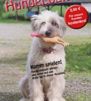 Hunde-Logisch Ausgabe 1 / 2016 – Leitthema: Komm spielen!