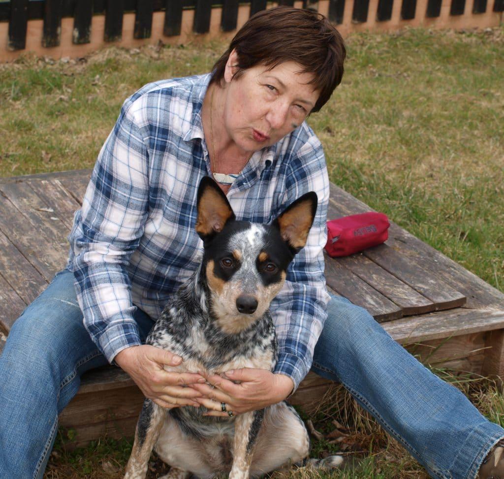 Barbara Neuber Australian Cattle Dog