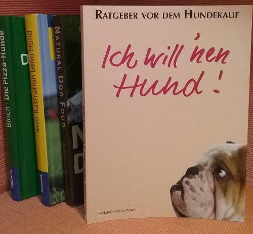Ich will ´nen Hund! Mein erstes Buch.