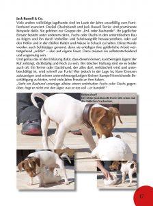 Hundebuch Barbara Neuber Seite 17