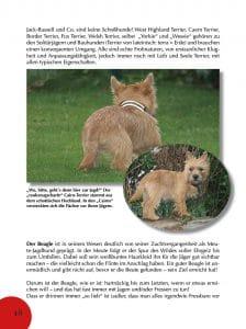 Hundebuch Barbara Neuber Seite 18