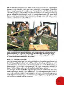 Hundebuch Barbara Neuber Seite 19